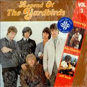 Click here for more info about 'The Yardbirds - The Legend Of The Yardbirds Vol. 3 - Sealed'