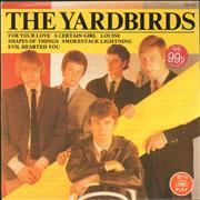 Click here for more info about 'The Yardbirds EP'