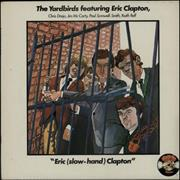 Click here for more info about 'The Yardbirds - The Yardbirds Featuring Eric Clapton'