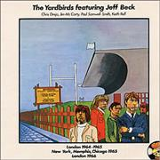 Click here for more info about 'The Yardbirds - The Yardbirds featuring Jeff Beck'
