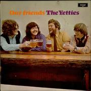 Click here for more info about 'The Yetties - Our Friends'