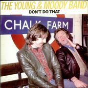 Click here for more info about 'The Young & Moody Band - Don't Do That'