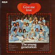Click here for more info about 'The Young Generation - Give Me Love'
