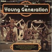 Click here for more info about 'The Young Generation - The Young Generation'