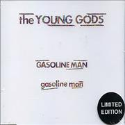 Click here for more info about 'The Young Gods - Gasoline Man'