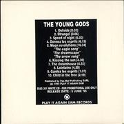 Click here for more info about 'The Young Gods - Only Heaven'