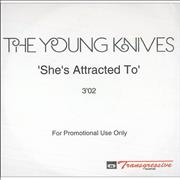 Click here for more info about 'The Young Knives - She's Attracted To'