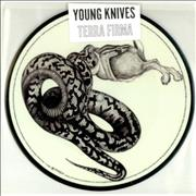 Click here for more info about 'The Young Knives - Terra Firma'