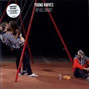 Click here for more info about 'The Young Knives - Up All Night'