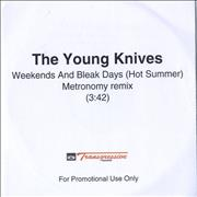 Click here for more info about 'The Young Knives - Weekends And Bleak Days'