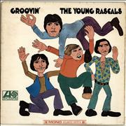 Click here for more info about 'The Young Rascals - Groovin' - Mono, Plum & Red'