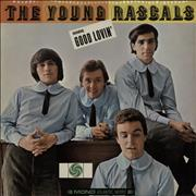 Click here for more info about 'The Young Rascals - The Young Rascals - Mono, Plum & Red'