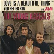 Click here for more info about 'The Young Rascals - You Better Run'
