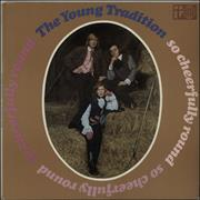 Click here for more info about 'The Young Tradition - So Cheerfully Round - Autographed'