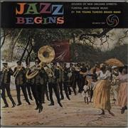 Click here for more info about 'The Young Tuxedo Brass Band - Jazz Begins'