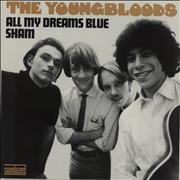 Click here for more info about 'The Youngbloods - All My Dreams Blue - RSD'