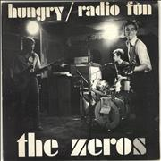 Click here for more info about 'The Zeros (UK) - Hungry - Picture sleeve'