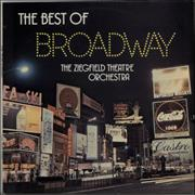Click here for more info about 'The Ziegfield Theatre Orchestra - The Best Of Broadway'