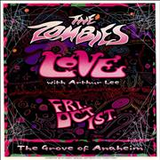 Click here for more info about 'The Zombies - 2004 Tour Poster For Anaheim Show'