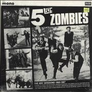 Click here for more info about 'The Zombies - 5 Live Zombies - The BBC Sessions 1965-1967'