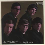 Click here for more info about 'The Zombies - Begin Here'