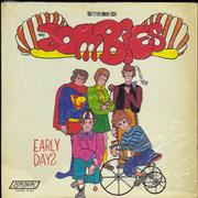 Click here for more info about 'The Zombies - Early Days - Mint'