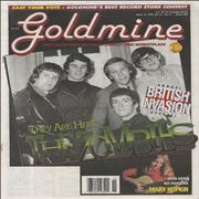 Click here for more info about 'The Zombies - Goldmine - April 1995'