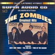 Click here for more info about 'The Zombies - Greatest Hits'