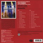 Click here for more info about 'The Zombies - Live At The Bloomsbury Theatre'