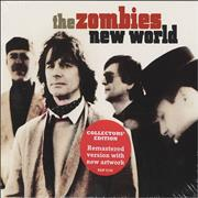 Click here for more info about 'The Zombies - New World'