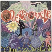 Click here for more info about 'The Zombies - Odessey And Oracle - 1st - VG'