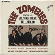 Click here for more info about 'The Zombies - The Zombies - 1st - shrink'