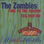 Click here for more info about 'The Zombies - Time Of The Season'