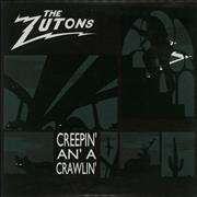 Click here for more info about 'The Zutons - Creepin' An' A Crawlin''
