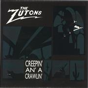 Click here for more info about 'The Zutons - Creepin' An A Crawlin''