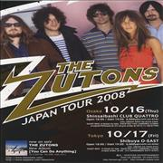 Click here for more info about 'The Zutons - Japan Tour 2008'