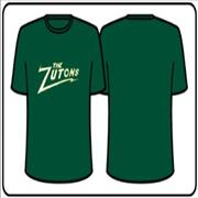 Click here for more info about 'The Zutons - Lightning Logo'