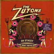Click here for more info about 'The Zutons - Oh Stacey [Look What You've Done]'