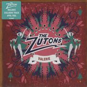 Click here for more info about 'The Zutons - Valerie'