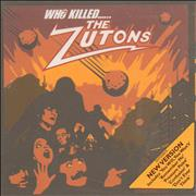 Click here for more info about 'The Zutons - Who Killed...... The Zutons'