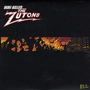 Click here for more info about 'The Zutons - Who Killed.....'