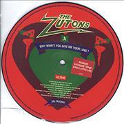 Click here for more info about 'The Zutons - Why Won't You Give Me Your Love'