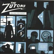 Click here for more info about 'The Zutons - You Will You Won't'