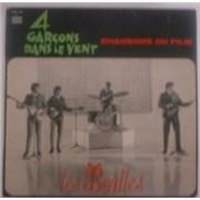 Click here for more info about 'The Beatles - 4 Garçons Dans Le Vent - Original Orange Label'