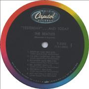 Click here for more info about 'The Beatles - Yesterday & Today - 1st state'