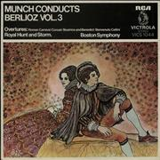 Click here for more info about 'The Boston Symphony Orchestra - Munch Conducts Berlioz Vol. 3'