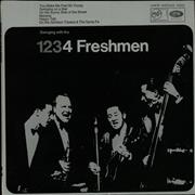 Click here for more info about 'The Four Freshmen - Swinging With The 1234 Freshmen'