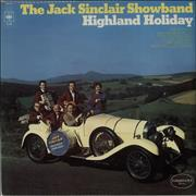 Click here for more info about 'The Jack Sinclair Showband - Highland Holiday'