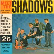 Click here for more info about 'The Shadows - Meet The Shadows - Star Special Number 8'