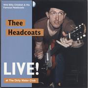 Click here for more info about 'Thee Headcoats - Live! At The Dirty Water Club'